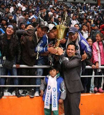 Giovanny Vargas seguirá dirigiendo al campeón