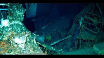Hallan submarino de primera guerra