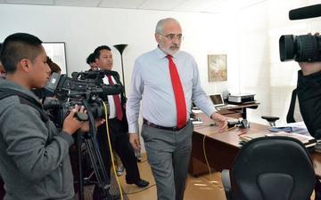 El Tribunal de Justicia aparta a Carlos Mesa del caso Misiles Chinos