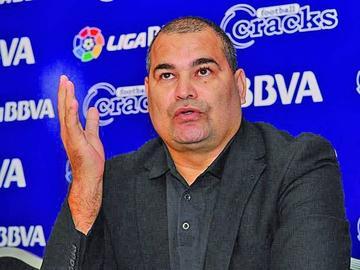 Chilavert advierte que Wilster jugará contra la Conmebol