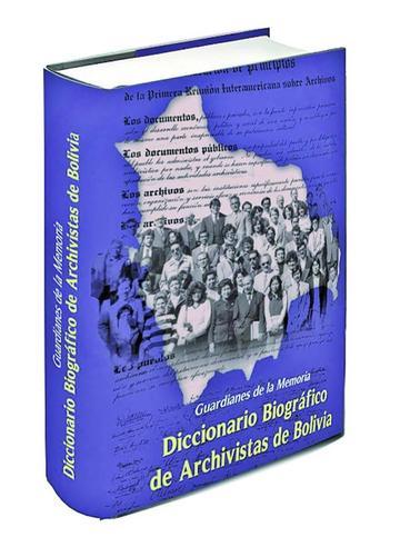 Llega el diccionario de los archivistas