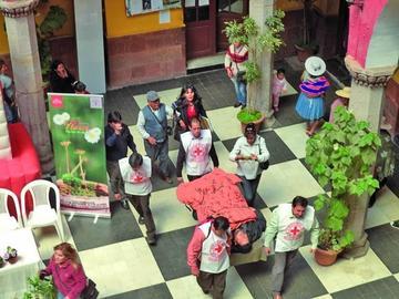 Tras siete días de huelga de hambre dan de baja a Eloy Relos