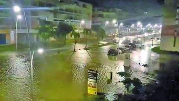 Huracán María deja nueve muertos en islas del Caribe