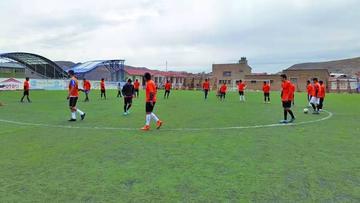 Stormers San Lorenzo se alista para recibir a Flamengo de Sucre