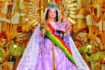 Entronizan virgen de Copacabana  en el Vaticano