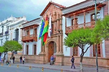 Atractivos de Sucre serán promocionados en el Dakar