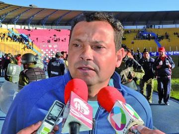 Estratega Campos confirma en el equipo a Joselito Vaca