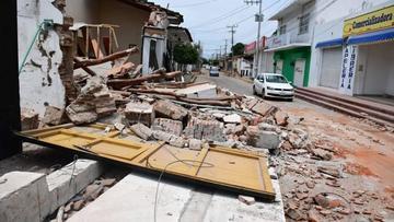 Un nuevo terremoto deja cuatro personas fallecidas en México