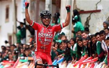 Gómez gana la segunda etapa del Clásico RCN