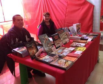 Crece ofertas en Feria del Libro