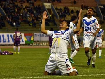 Real Potosí cede puntos ante San José
