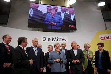 Angela Merkel gana por cuarta vez las elecciones en Alemania