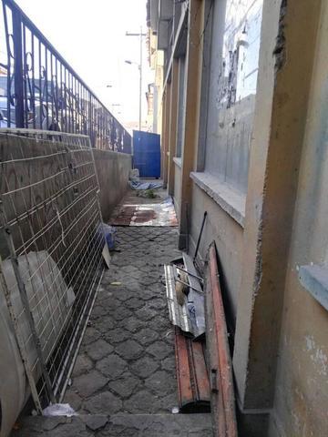 No se habilita paso peatonal de la Oruro