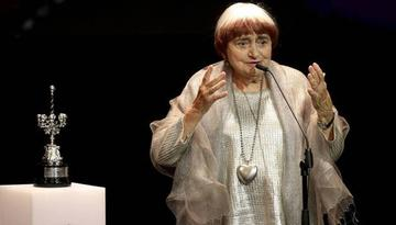 Directora Agnès Varda gana premio en San Sebastián