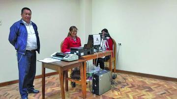 El Segip da cédulas de identidad para la UATF
