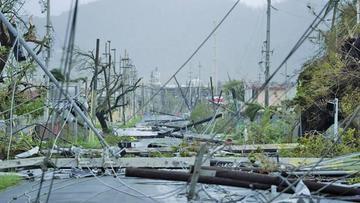 A cuenta gotas llega la ayuda a Puerto Rico tras el huracán María