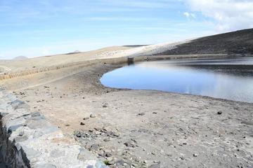 Verificarán el nivel de agua en el sistema de lagunas del Kari Kari