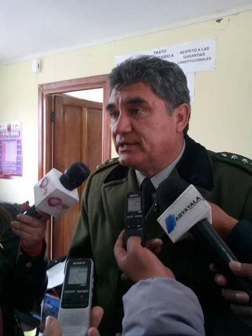 El Alto: roban 4 equipos médicos de un hospital