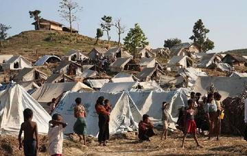 La ONU garantiza alimentos para rohinyás en Bangladés