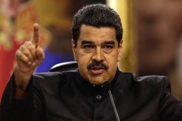 Nicolás Maduro rechaza expresiones de Rajoy y Trump sobre Venezuela