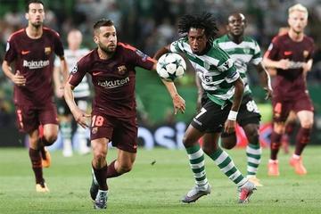 Barza sufre para vencer a Sporting