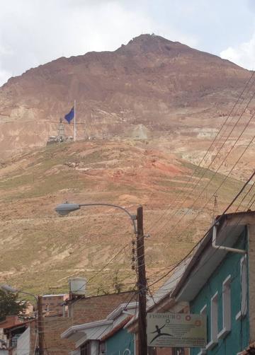 Harán plan de salvaguarda para proteger el Cerro Rico