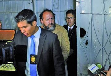 Jueza ordena detención domiciliaria para el exgerente de Bolivia TV