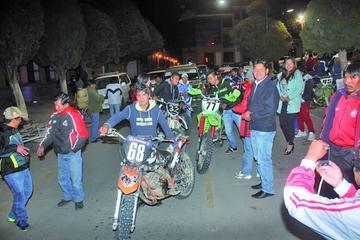 Irupampa Chica albergará el nacional de motociclismo