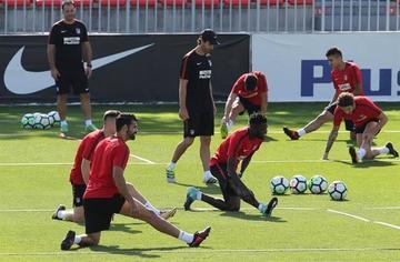 Atlético de Madrid busca un triunfo ante Leganés