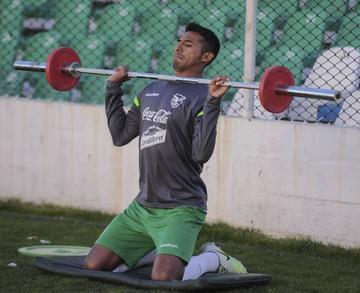 Jugadores se motivan para duelo con Brasil