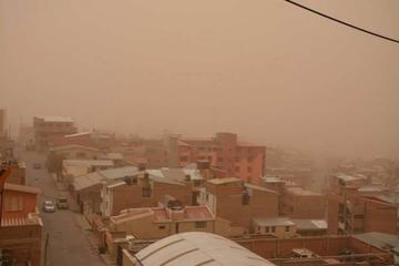 Senamhi declara alerta naranja por fuertes vientos en Potosí