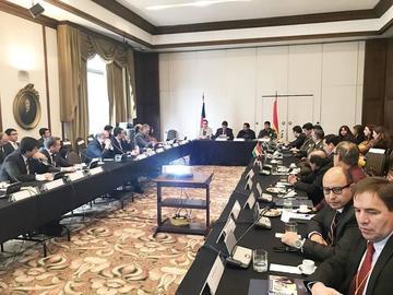 Chile y Bolivia pactan operativos contra los delitos transnacionales