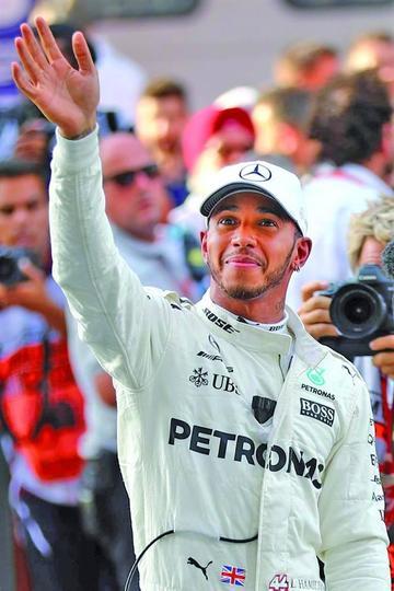 "Hamilton logra la ""pole"" en el GP de Malasia"