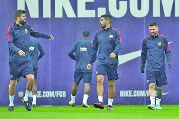 Barcelona recibe a Las Palmas