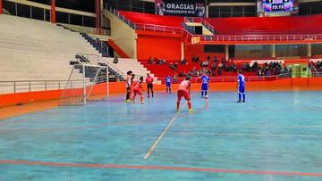 Concepción golea a Nantes en la Liga Nacional de Futsal