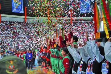 Potosí solicita ser sede de los Plurinacionales de secundaria
