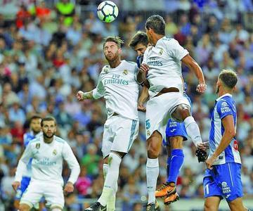 Isco le da la victoria a Real Madrid