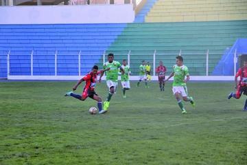 San Lorenzo cae en el último minuto ante Atlético Bermejo