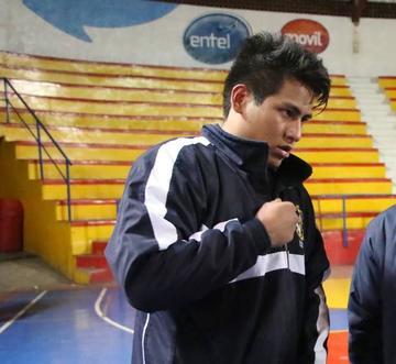 Calero suma a Salinas y Veizaga para la Sudamericana