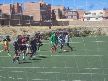 Nacional y Real se preparan para jugar el primer clásico potosino en las reservas