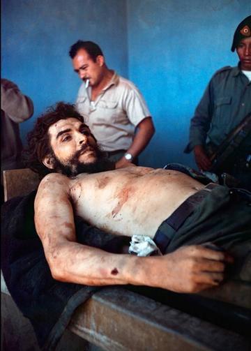 Develan que el Che fue asesinado por un disparo en el corazón