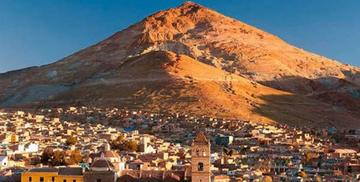 Unesco inicia este mes un plan de salvaguarda del Cerro Rico