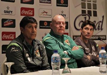 Alberto Illanes asume la dirección técnica de la Verde