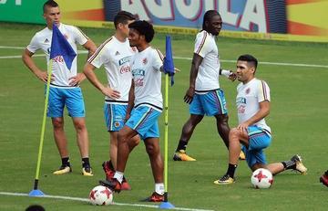 Colombia quiere sellar su clasificación ante Paraguay