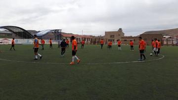 San Lorenzo se alista para su próximo reto