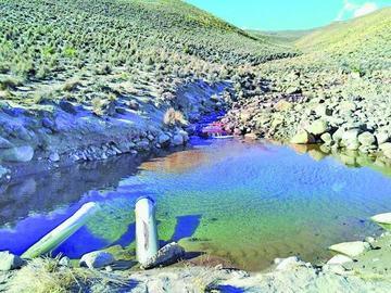 Denuncian que agua de Chaquilla se acaba por la venta a ingenios