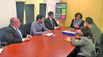 Denuncian ante CIDH que Gobierno y TCP violan el Pacto de San José
