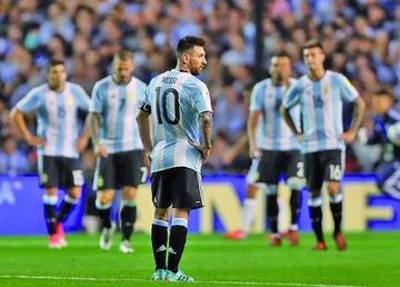 Argentina tiene un pie fuera de Rusia