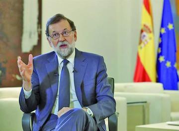 Suspenden sesión que podría declarar independencia catalana
