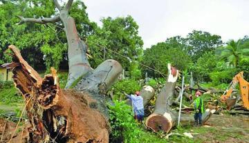 La tormenta tropical Nate causa 22 fallecidos en Centroamérica